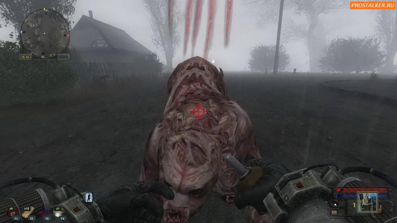 картинка призрака в сталкере щеках блеска губах